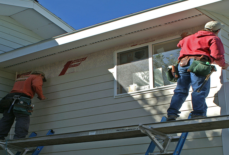Best Siding Contractors Near Me