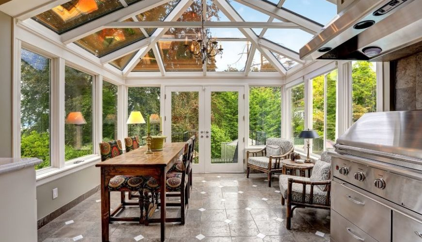 3 Key Questions You Should Ask When Considering a Sunroom in Ann Arbor Michigan