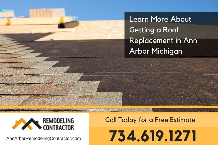 New Roof in Ann Arbor Mi