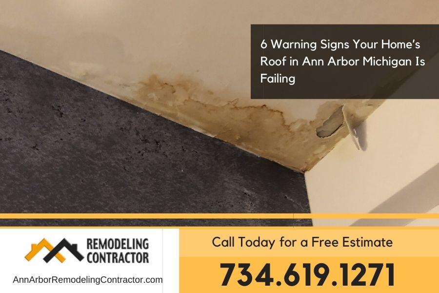 Home Roofing Ann Arbor Mi